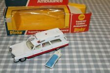 DINKY No. 288.-SUPERIOR CADILLAC AMBULANCE-BOXED