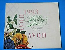 Avon 1993 Calendar The Flowering Arbor Collection of 19th Century Prints