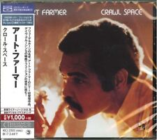 ART FARMER-CRAWL SPACE -JAPAN Blu-spec CD B63