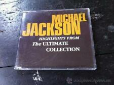 MICHAEL JACKSON-HIGHLIGHTS FROM THE ULTIMALTE COLLECTION-ALBUM SAMPLER PROMOCION
