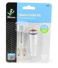 Innovations Tubeless Tackle Tire Repair Kit with Bacon & Valve Core
