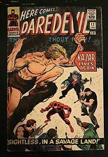 Daredevil #12 1966 Ka-zar GD+/VG
