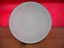 Noritake 6842 Casablanca Round Serving Bowl Dish Fine China 9 inches White C31