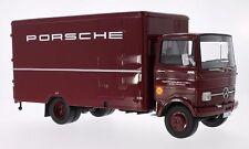 "Premium Classixxs Mercedes Benz LP608 Service-LKW ""Porsche"" Red 1:18 *New!"