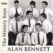 The History Boys (BBC Audio), Bennett Alan, Excellent Condition! 2 Discs