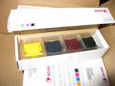 NEW OEM 1 RAINBOW PACK CMYK INK XEROX COLORQUBE 8580/8880 GENUINE SOLID STICKS