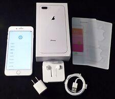 New listing Apple iPhone 8 Plus - 64Gb -Silver Unlocked A1897 (Gsm) Near Mint 9.8 Free Ship!