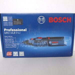 Original BOSCH GRO 10.8 V-LI Professional Rotary multi tool - Only Body - FedEX