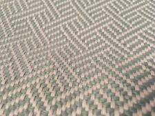 Robert Allen Modern Geometric Upholstery Fabric Beach Club Celadon 2.6 yd 248248