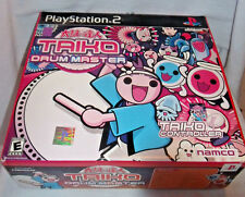 Playstation 2 Taiko Drum Master Bundle Open Box But NEW