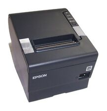 Brand New Epson TM-T88V-330 C31CA85330 Ethernet & USB Thermal Printer w/PS
