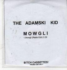 (CZ100) The Adamski Kid, Mowgli - 2012 DJ CD