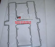 SUZUKI GS1100G GS1100 8 VALVE VALVE CAM CYLINDER HEAD COVER GASKET 11173-49022