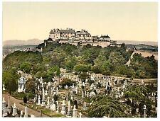 7 Foto di Stirling Castle Wallace Statua Martyrs Monumento Cambuskenneth Abbey