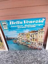 Bella Venezia: Anneliese Rothenberger & Nicolai Gedda, eine Schallplatte