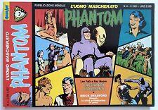 L'Uomo Mascherato Phantom n. 4 - Cacciatori di Diamanti * ed. Comic Art