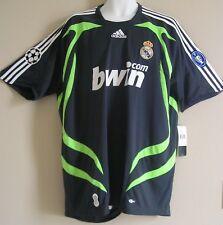 VINTAGE~Adidas REAL MADRID Soccer UEFA CHAMPIONS LEAGUE shirt Football Jersey~XL
