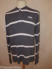 Polo SUPERDRY Taille XL Gris  à  -67%* Homme