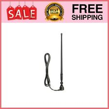 "Rv71 Recreational Vehicle Rubber Mast Am/Fm Antenna Motorhome 72"" Lead"