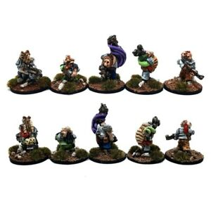 15mm Sci-fi Miniatures - Warp Renegades by Boon Town Metals