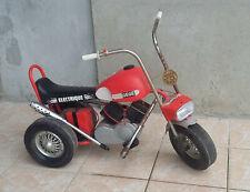 Moto électrique GéGé jouet ancien