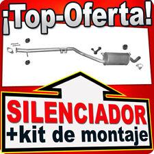 Silenciador intermedio FORD TOURNEO CONNECT 1.8 TDCI Escape ALD