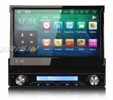 "Autoradio 1DIN Universale Regolabile 7"" Android 9.0 4GB 32GB Processore Px5 Wifi"