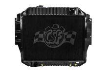 Radiator-2 Row All Metal CSF 2276 fits 92-96 Ford E-150 Econoline Club Wagon