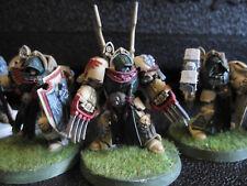 Warhammer 40K Dark Angels Deathwing Terminator squad