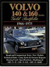 Volvo 140-160 Series Gold Portfolio 1966-1975 by Clarke, R. M. (Paperback book,