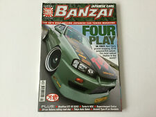 Japanese Cars Banzai Magazine No. 55 May 06 (Nissan Skyline R34 GT-R)