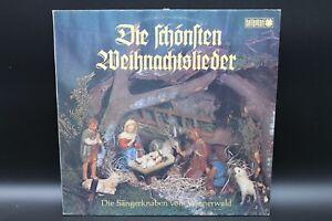 Die Sängerknaben Vom Wienerwald - Die Schönsten Weihnachtlieder (Vinyl)