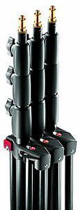 Manfrotto 1004BAC-3PACK Master Light Stand Pack Three Pack