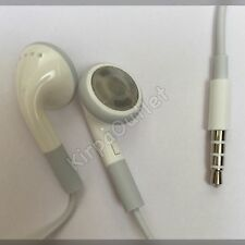 Genuine iPhone 4,4s,IPad,iPod Headphones Handsfree Earphones New With Mic Remote