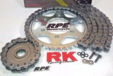 2004-2005 Honda CBR1000RR RK GXW 520 Quick Acceleration Chain and Sprocket Kit