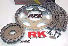 2000-2006 Honda RC51 (RVT1000R) RK GXW 520 -1/+2t Chain and Sprocket Kit