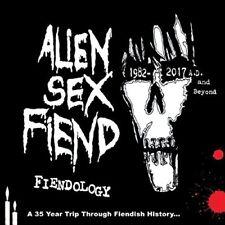 Alien Sex Fiend - Fiendology: 35 Year Trip Through Fiendish History [New CD] UK