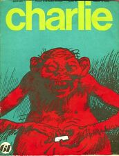 """""""CHARLIE N°61 / février 1974"""" BUZZELLI : LE METIER DE MARIO"""