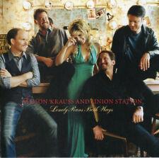 alison krauss + union station - lonely runs both ways - cd