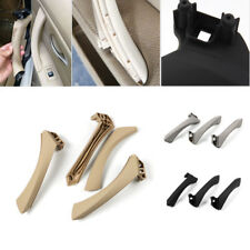 Right/Left Door Panel Handle Pull Trim Cover For BMW 3 Series E90 E91 04-12