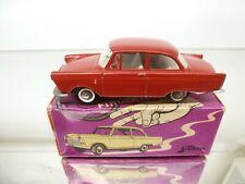 TEKNO DENMARK 727 DKW JUNIOR DE LUXE - RED 1:43 - VERY GOOD IN BOX - 108