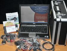 Car Diagnostic laptop kit + cable set  latest 2014.2 for Cars Vans & Trucks