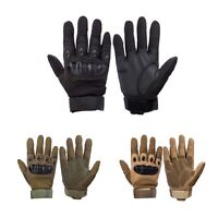 Outdoor Camping Military Tactical Gloves Airsoft Hunting Paintball Cycling Army