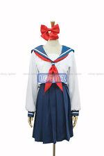 NEW Sailor Moon Sailor Stars Sailor Venus Minako Aino Mina Cosplay Costume
