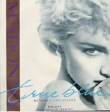 "Madonna True Blue Dance Version , Holiday Uk 12"""