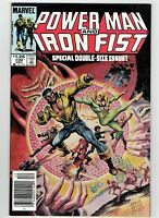 Power Man And Iron Fist #100 Canadian Newsstand Price Variant Rare 1983