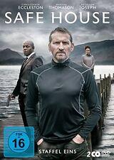 2 DVD-Box ° Safe House ° Staffel 1 ° NEU & OVP