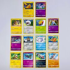 Pokemon 25th Anniversary General Mills 2021 US Promo Cards Full Set / Selection