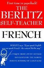 The Berlitz Self-Teacher -- French: A Unique Home-