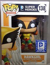 Funko Pop Vinyl - DC COMICS - SUPER HEROES - HAWKGIRL - EXCLUSIVE - MOC
